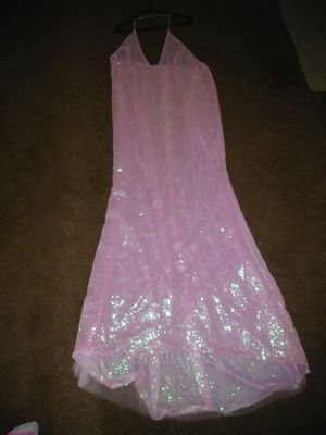 Pink Floor Length Dress for Sale in Fort Washington, MD