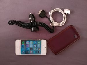 iPhone 4s 16GB for Sale in San Jose, CA