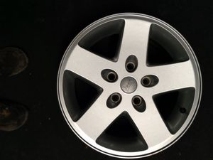17 in. Jeep wheels for Sale in Babson Park, FL