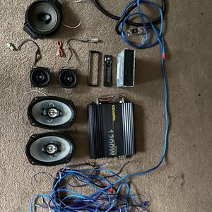Car Sound System 4 Channel for Sale in Hayward, CA