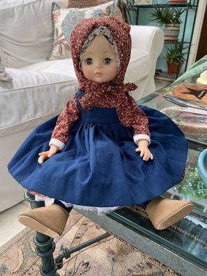 "Laura Ingalls Madame Alexander Doll 14"" for Sale in Rockville, MD"