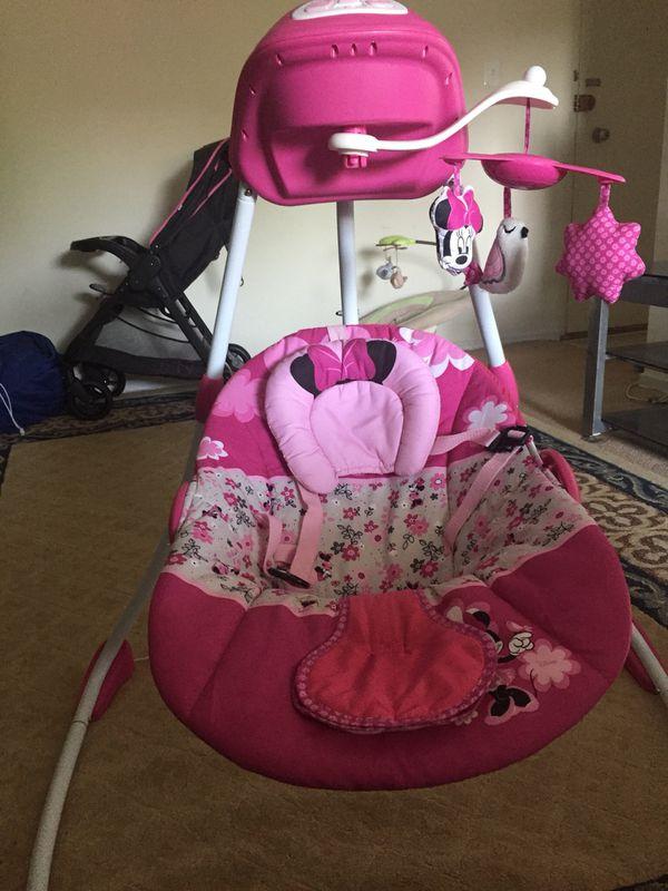 silla para niña