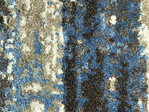 "Safavieh Cream and Blue Area Rug 8'9"" x 12"