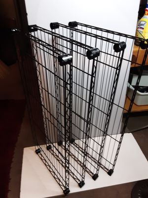 "(4)NSF Metal Wire Shelves 36"" W x 16""D for Sale in Lakewood, CA"
