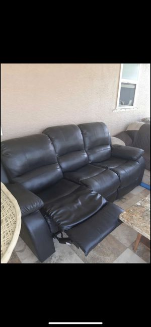 Leather Recliner for Sale in Naples, FL
