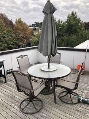 High quality outdoor patio furniture for Sale in Seattle, WA