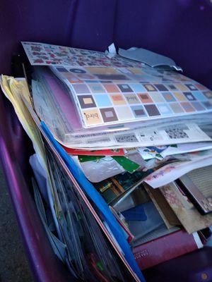 Tote scrapbook for Sale in Chicago Ridge, IL