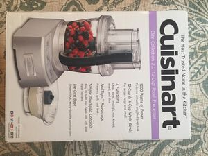 Brand New, Never Opened Cuisinart 12-cup food processor for Sale in Atlanta, GA