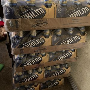 Barillitos 6 Pck Or 12 Or Up To 24 Pack for Sale in Haltom City, TX