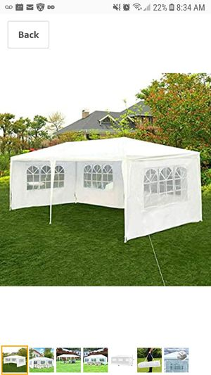 Outdoor Tent 10x20 for Sale in Las Vegas, NV