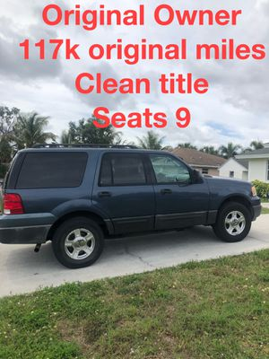 2005 Ford Expedition. Runs perfect for Sale in West Palm Beach, FL