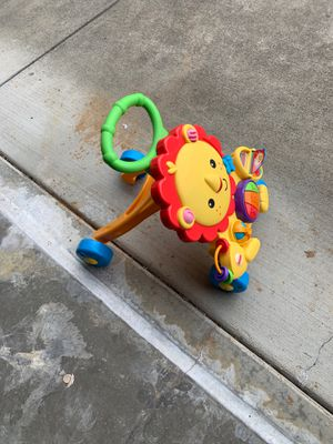 Baby walk around toy for Sale in Lake Stevens, WA