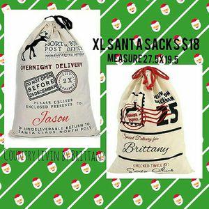 Personalized Santa sacks for Sale in Portsmouth, VA