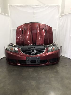 2004-2008 acura tsx front end nose cut clip k24a k24a2 for Sale in Orlando, FL