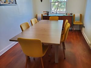 Ikea STORNAS brown extendable dining table for Sale in Washington, DC