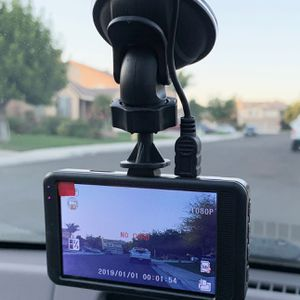 BLACKBOX DashCam 1080p for Sale in Norco, CA