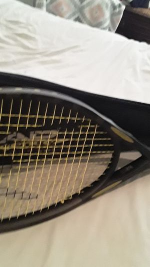Head intelligence one tennis racket in perfect conditions for Sale in Jersey City, NJ