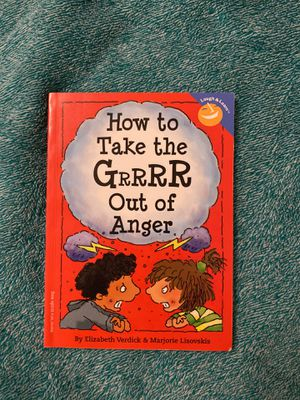 How to Take the Grrr Out of Anger by Verdick & Lisovskis for Sale in Ithaca, NY