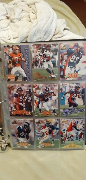 NFL Broncos Denver collection cards for Sale in Laredo, TX
