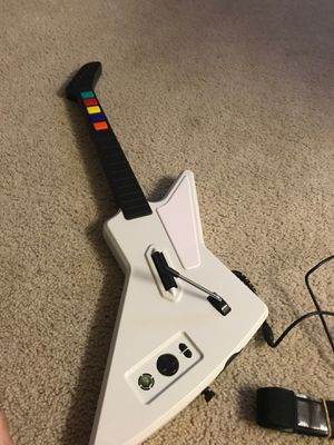 Guitar hero controller for Xbox 360 for Sale in Los Angeles, CA