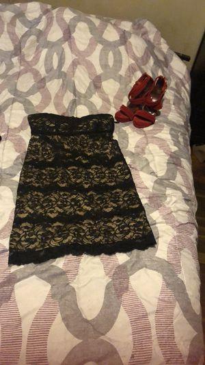 Bebe black dress for Sale in Houston, TX