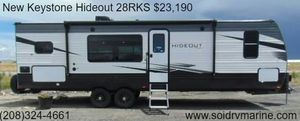 NEW 2020 Hideout 28RKSWE for Sale in Jerome, ID
