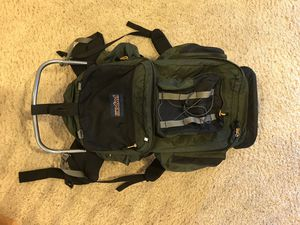 Hiking backpack outdoor heavy duty go bag for Sale in Union City, CA