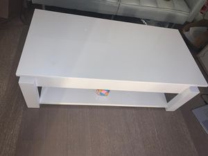 White Lift Top Coffee Table (Wayfair) TODAY! for Sale in New York, NY