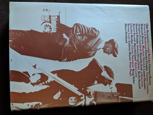 Vintage Kevin Film Brownlow / The Parade's Gone By First Edition 1968