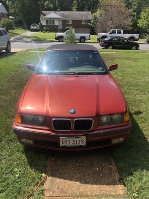 BMW 3 series convertible 1997 for Sale in Annandale, VA