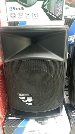PRO Audio Bluetooth speaker for Sale in Miami, FL