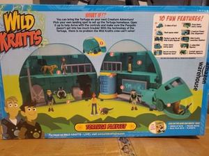 Wild Kratts Tortuga Extra-Large Playset for Sale in Torrance, CA