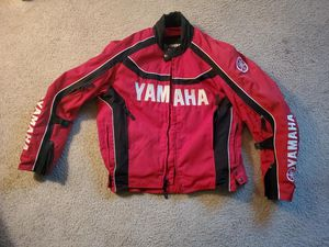 Yamaha motorcycle jacket for Sale in Phillips Ranch, CA