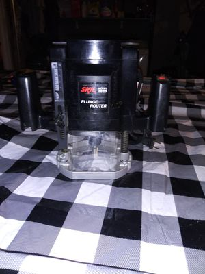 Plunge router for Sale in Pico Rivera, CA