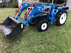 Tractor Mitsubishi mte2000d for Sale in Kent, WA