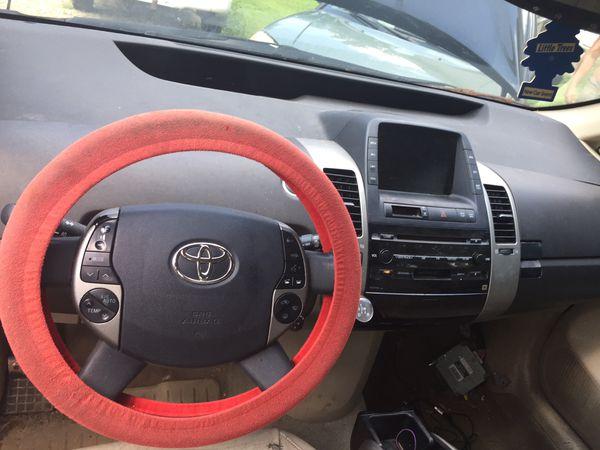 2005 Black Toyota Prius