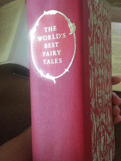 The World's Best Fairy Tales Readers Digest book for Sale in Boca Raton,  FL