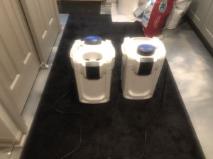 Sun Sun HW-704-B external canister filters for aquariums for Sale in Wayne, IL