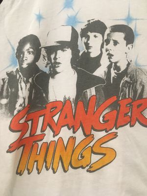 Stranger Things Baseball Tee for Sale in Decatur, GA