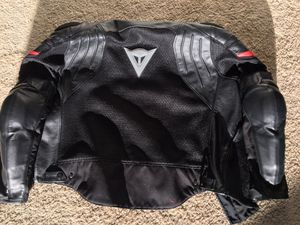 Dainese Air Frazer Motorcycle Jacket for Sale in Irvine, CA