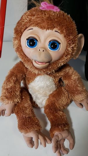 FurReal Friends Cuddles My Giggly Monkey Pet for Sale in Kissimmee, FL