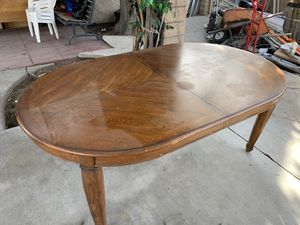 Free free wood table for Sale in Fontana, CA