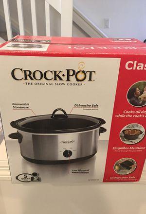 Crock pot slow cooker for Sale in Naples, FL