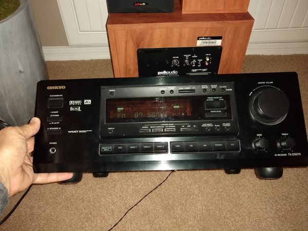 Onkyo AV Receiver Dolby Surround