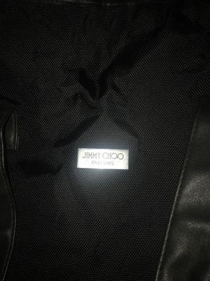 Jimmy Choo duffel / messenger black unisex bag for Sale in Tampa, FL