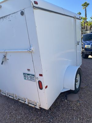 12 by 6 enclosed trailer for Sale in Fountain Hills, AZ
