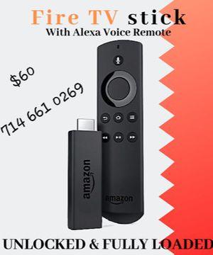 Amazon Fire TV!! for Sale in Huntington Beach, CA