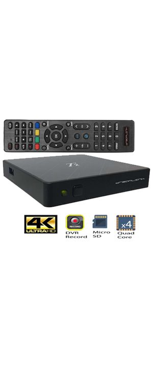 Kick the cable bill !! loaded 4K Cable Box 1K+ HD Prime channels +DVR Record. Not a low quality amazon fire TV stick or cheap android iptv china box. for Sale in Miami, FL