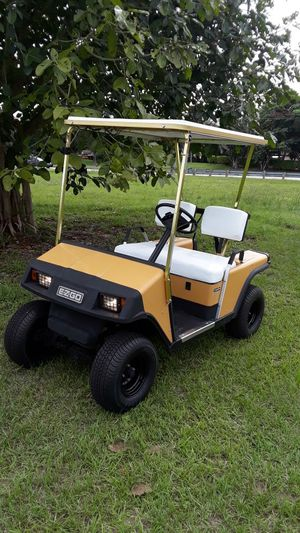 GOLF CART EZ GO LIFT CHEAP !!! for Sale in Boca Raton, FL