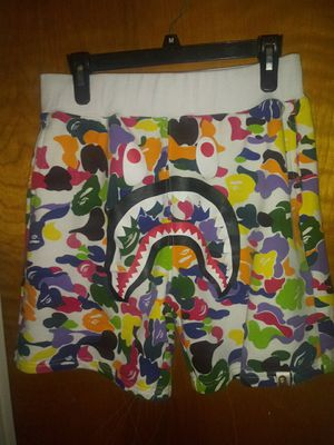 Bape shorts for Sale in Detroit, MI